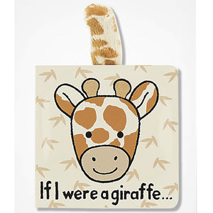 Jellycat  If I were a giraffe....Board Book