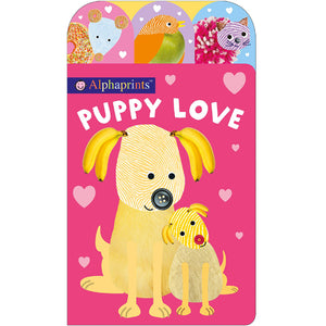 Alphaprints Puppy Love