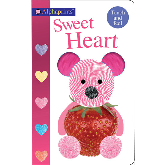 Sweet Heart Touch and Feel Board Book