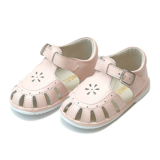 Angel Lt Pink Shelby Sandals
