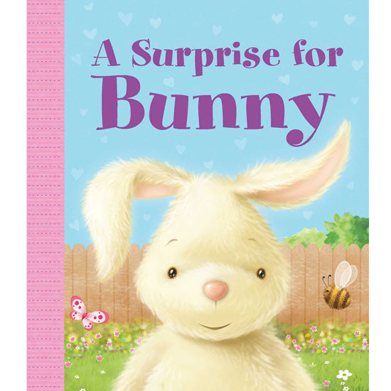 A Surprise for Bunny Board Book