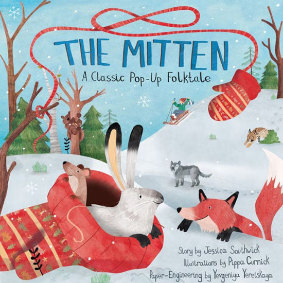 The Mitten - A Classic Pop Up Folktale