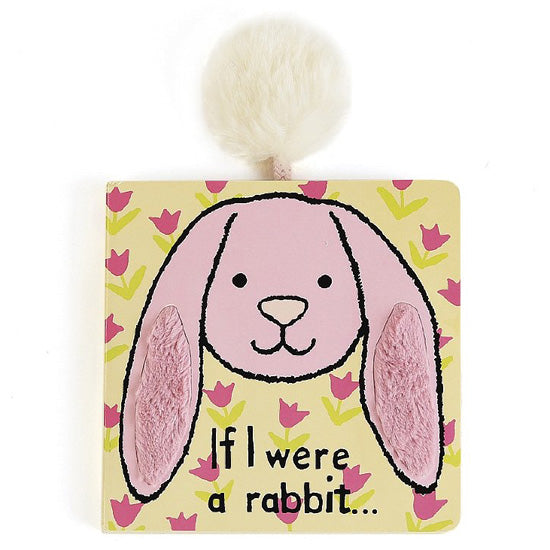 If I Were A Rabbit Book by Jellycat