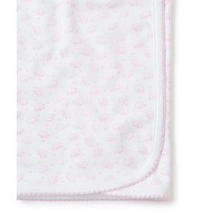 Kissy Kissy Pink Ele-Fun Blanket