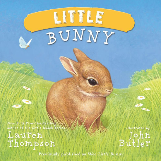 Little Bunny by Lauren Thompson