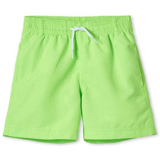 Stella Cove Neon Green Swim Trunks