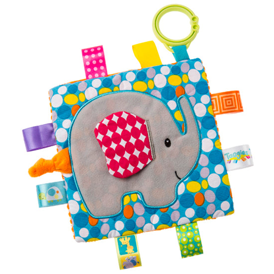 Taggies Crinkle Me Elephant - SOLD OUT UNTIL 5-20-2020