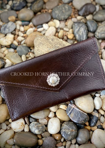 The Hayden Leather Wallet