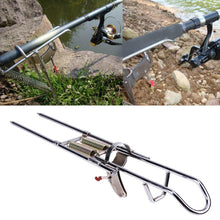 Load image into Gallery viewer, Automatic Fishing Pole Bracket Mount