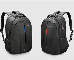 15.6inch Waterproof Laptop NO Key Anti Theft Travel Backpack