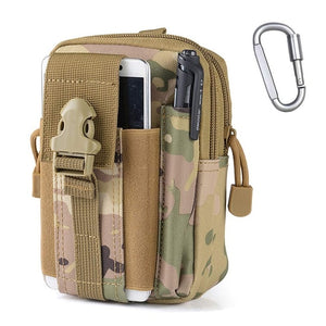 Tactical Water Resistant Waist Bag