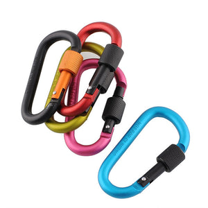 Multi Colors Safety Buckle