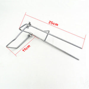 Telescoping Fishing Pole Holder Mount