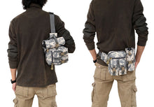 Load image into Gallery viewer, Outdoor Military Tactical Shoulder/Waist Bag