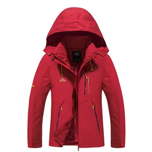 Outdoors Winters Windbreaker Jacket