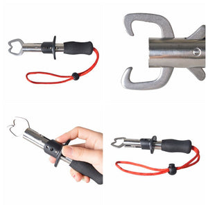 Stainless Steel Fish Gripper