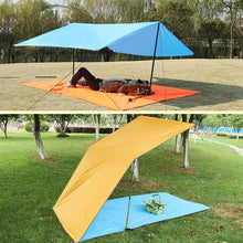 Load image into Gallery viewer, Ultralight Tarp Sun Shelter