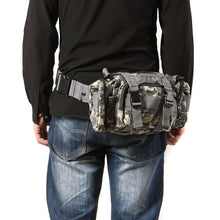 Load image into Gallery viewer, 3L Tactical Molle Shoulder/Waist Bag