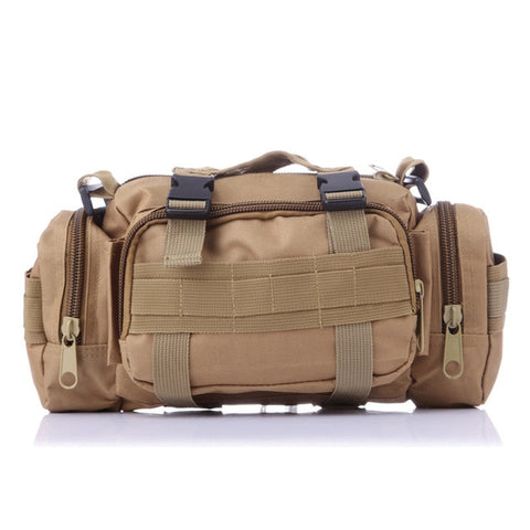 3L Tactical Molle Shoulder/Waist Bag