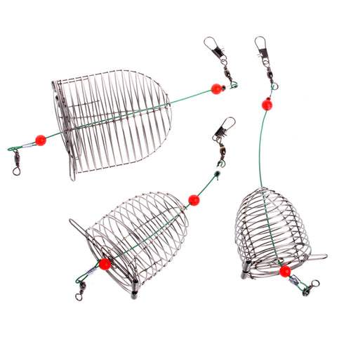 Small Bait Cage Fishing Trap