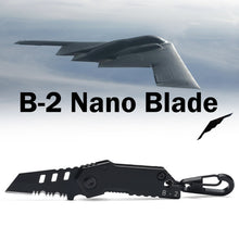 Load image into Gallery viewer, Mini B-2 Bomber Nano Utility Blade