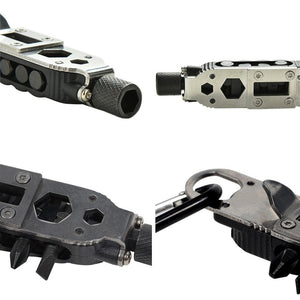 Stainless Steel Multifunctional Pocket Tool