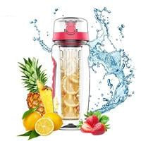 Load image into Gallery viewer, Fruit Juice Infusion Water Bottle Shaker