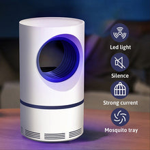 Load image into Gallery viewer, Ultraviolet USB Mosquito Killer Lamp