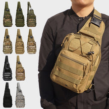 Load image into Gallery viewer, Outdoor Shoulder Sling Military Backpack