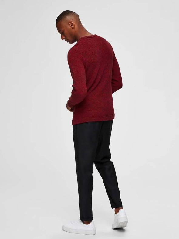 Selected Homme | Victor Crew Neck Dahlia