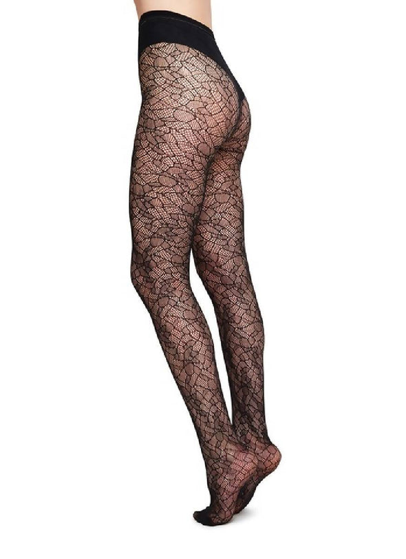 Swedish Stockings | Edith lace tights