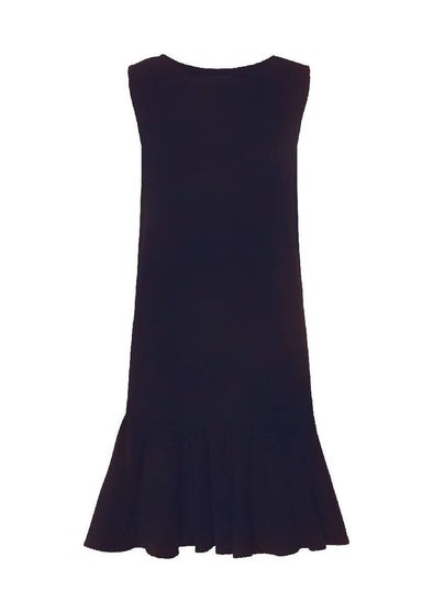 Mandy Dress Midnight Blue