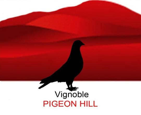 Logo vignoble Pigeon Hill