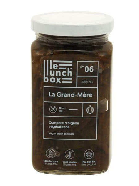 Lunch Box La Grand-Mère - Compote d'oignons
