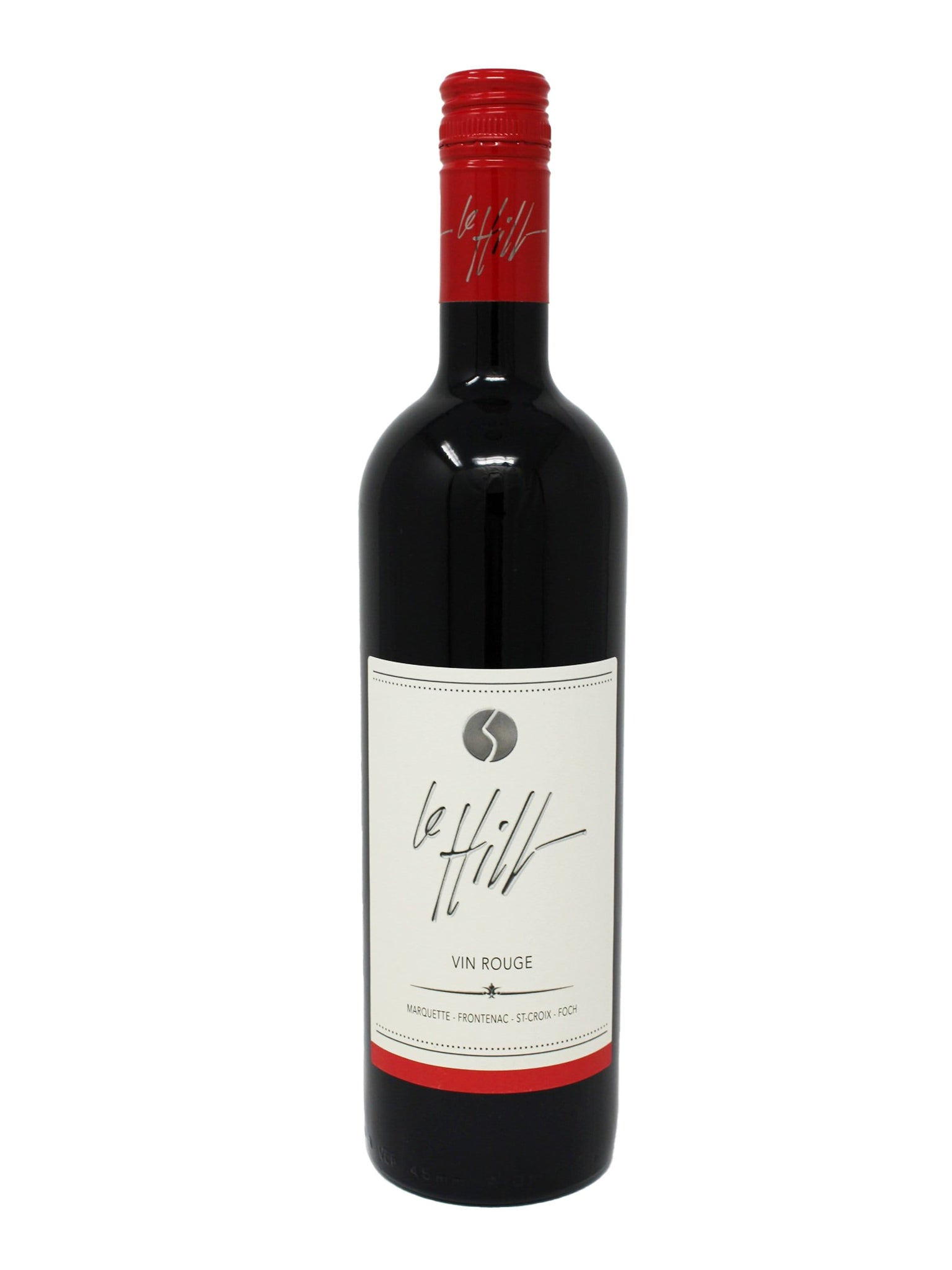 Sugar Hill Le Hill Rouge - Vin Rouge du Vignoble Sugar Hill