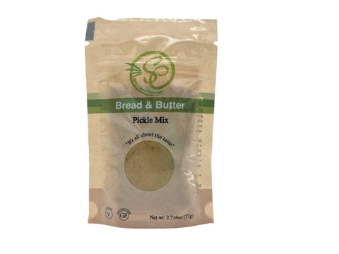 Bread & Butter - Pickling Mix