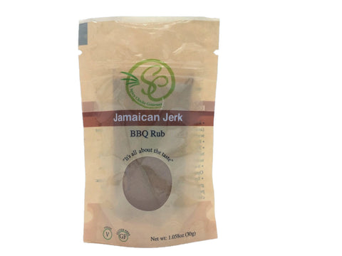 Jamaican Jerk - BBQ Rub