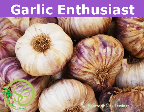 Garlic Enthusiast