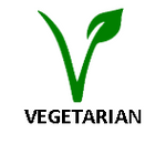 Seasonings and Spices that are Vegetarian, Contains No Animal Meat, Including any By-Products of Animal Slaughter.