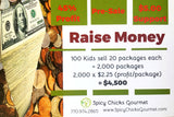 Easy, Simple, High Profit Margin Fundraiser; Raise Money; Raise Funds