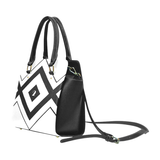 NA222- SIGNATURE HANDBAG 7 Classic Shoulder Handbag (Model 1653)