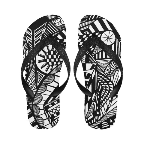 A UNISEX FLIPS Flip Flops for Men/Women (Model 040)