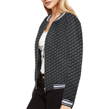 Bomber Jacket for Women (Model H21)
