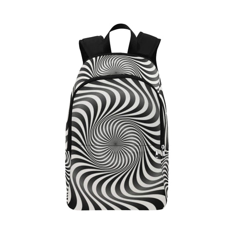 ABSTRACT CANVAS X Fabric Backpack for Adult (Model 1659)