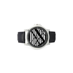 NA222 - MENS DRESS BLACK BAND 1
