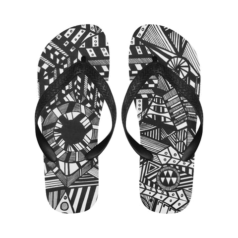 UNISEX FLIPS Flip Flops for Men/Women (Model 040)