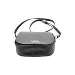 NA222- SADDLE HANDBAG Classic Saddle Bag/Large (Model 1648)