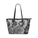 NA222- LEATHER TOTE A (Model 1640)