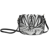 NA222- SADDLE HANDBAG (Model 1648)