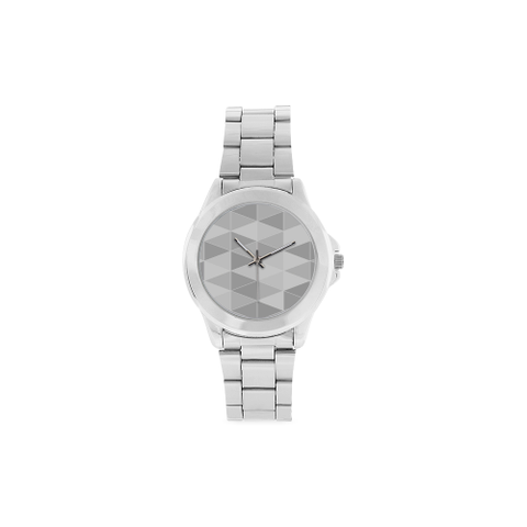 Unisex Stainless Steel Watch (Model 103)